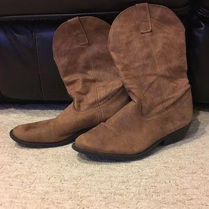 Rampage Walden Cowboy boots
